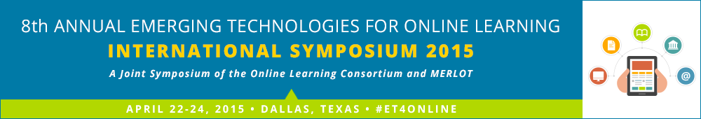 2015 Emerging Technologies Symposium