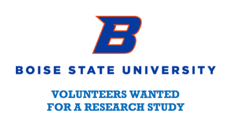 volunteers wanted for a research study